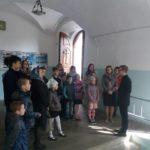 Паломничество воскресной школы в Жировичи