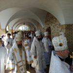 Памяць святога мучаніка младзенца Гаўрыіла Беластоцкага