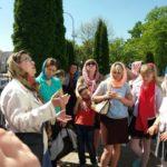 Паломническая поездка детей воскресной школы по храмам Мурованка-Щучин-Скидель-Мильковщина.
