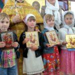 24 июня в храме Святого равноапостольного князя Владимира прошел праздник первой исповеди