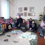 Поездка в детский приют в д.Лойки