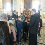 Экскурсия воскресной школы в Покровский собор