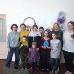 Поездка в детский социальный приют в д. Лойки
