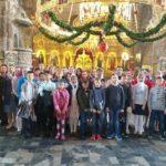 Паломническая поездка учащихся воскресной школы в Брест