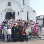 Паломничество воскресной школы в Минск