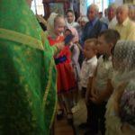 Первая исповедь детей с семи лет